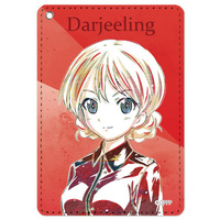 Commuter pass case - Ani-Art - GIRLS-und-PANZER / Darjeeling