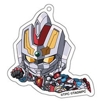 Acrylic Key Chain - Ultraman Series
