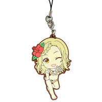 Rubber Strap - Kyun-Chara Illustrations - Love Live Series / Miyashita Ai