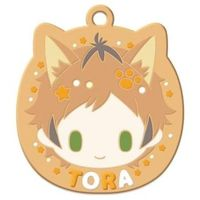 Rubber Strap - Tama and Friends / Kiso Tora