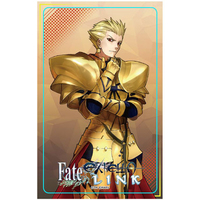 Card Stickers - Fate/EXTELLA / Archer & Gilgamesh