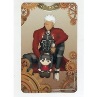 Card Stickers - Fate/stay night / Rin & Archer