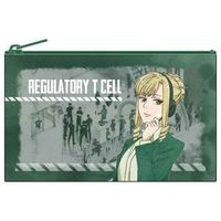 Pouch - Hataraku Saibou (Cells at Work!) / Regulatory T Cell