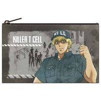 Pouch - Hataraku Saibou (Cells at Work!) / Killer T Cell