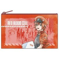 Pouch - Hataraku Saibou (Cells at Work!) / Red Blood Cell (AE3803)