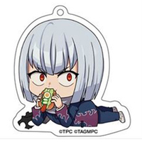 Acrylic Key Chain - Ultraman Series / Anti (SSSS.GRIDMAN)
