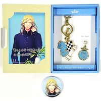 Illustrarion card - Charm Set - UtaPri / Camus