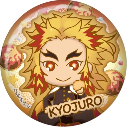 Trading Badge - Tojikore - Demon Slayer