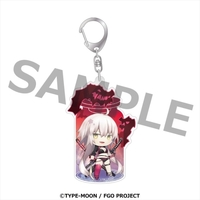 Acrylic Key Chain - Fate/Grand Order / Jeanne d'Arc & Jeanne d'Arc (Alter)