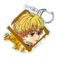 Acrylic Key Chain - Demon Slayer / Agatsuma Zenitsu