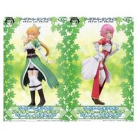 (Full Set) Prize Figure - Sword Art Online / Leafa & Lisbeth