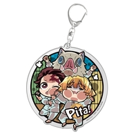 Pita! Deformed - Demon Slayer / Tanjirou & Inosuke & Zenitsu