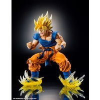 Action Figure - Dragon Ball / Goku & Frieza