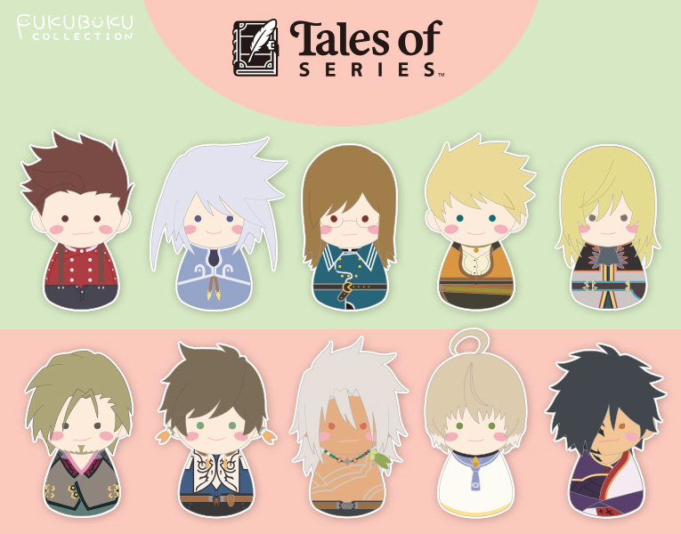 Mascot - Tales of the Abyss