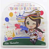 Badge - IM@S: Cinderella Girls / Producer & Yamato Aki