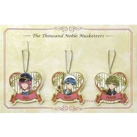 Acrylic Key Chain - Senjuushi : the thousand noble musketeers