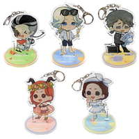 Stand Key Chain - IdentityV / Emily Dyer & Aesop Carl & Xie Bi'an and Fan Wujiu & Joseph