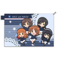 Pouch - GIRLS-und-PANZER / Anglerfish Team