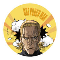 Badge - One-Punch Man / King