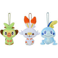 Plush Key Chain - Pokémon / Scorbunny