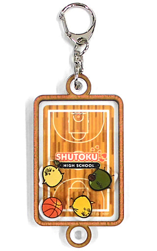 Acrylic Key Chain - Kuroko's Basketball / Shutoku High School