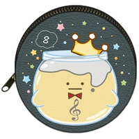 Coin Case - IDOLiSH7 / Yaotome Gaku & Ousama Pudding (King's Pudding)
