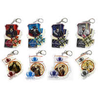 (Full Set) Trading Acrylic Key Chain - Blood Blockade Battlefront / Zap & Leonard & Klaus & Steven