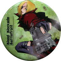 Trading Badge - Trigun / K・K (Blood Blockade Battlefront)