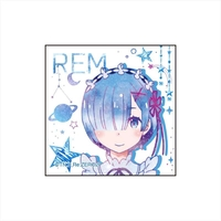 Square Badge - Re:ZERO / Rem