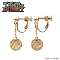 Pin - Earrings - TIGER & BUNNY