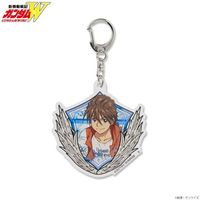 Acrylic Charm - Mobile Suit Gundam Wing