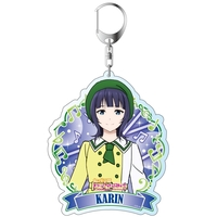 Big Key Chain - Love Live Series / Asaka Karin