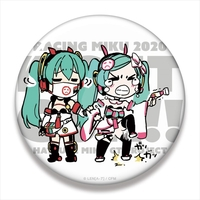 Badge - VOCALOID / Miku & Racing Miku