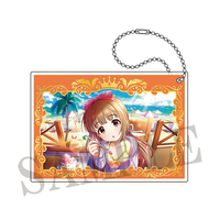 Acrylic Key Chain - IM@S: Cinderella Girls / Yorita Yoshino