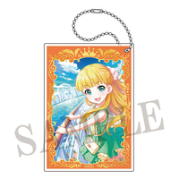 Acrylic Key Chain - IM@S: Cinderella Girls / Mary Cochrane