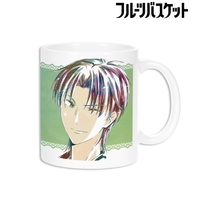 Mug - Ani-Art - Fruits Basket / Souma Shigure