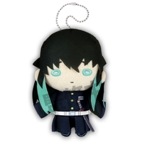 Plush Key Chain - Demon Slayer / Tokitou Muichirou