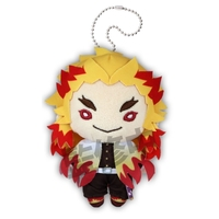 Plush Key Chain - Demon Slayer / Rengoku Kyoujurou