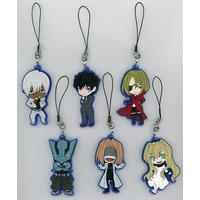 (Full Set) Rubber Strap - Blood Blockade Battlefront / Zap & Femto & Zed O'Brien & Steven