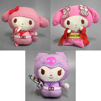 (Full Set) Plushie - My Melody