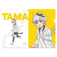 Plastic Folder - Tama and Friends / Okamoto Tama