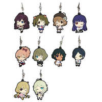 (Full Set) Rubber Strap - IM@S: Cinderella Girls