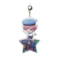 Acrylic Charm - Star-Myu (High School Star Musical) / Ugawa Akira (Star-Mu)