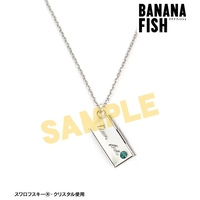 Necklace - BANANA FISH / Ash Lynx & Okumura Eiji