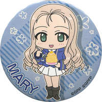 Trading Badge - GIRLS-und-PANZER / Mary