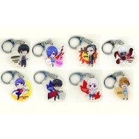 (Full Set) Trading Acrylic Key Chain - Tokyo Ghoul