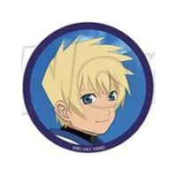 Trading Badge - Tales of Vesperia / Flynn & Tear