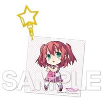 Acrylic Key Chain - Love Live! Sunshine!! / Kurosawa Ruby