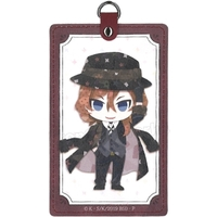 Commuter pass case - Bungou Stray Dogs / Nakahara Chuuya