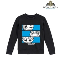 Sweatshirt - King of Prism by Pretty Rhythm / Over The Rainbow Size-M